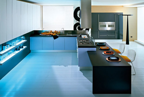 Stylish Italian Kitchen