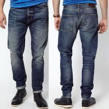 Narrow Bottom Mens Jeans in  New Cloth Market