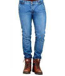 Stretchable Blue Mens Jeans in  New Cloth Market