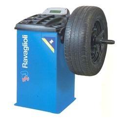 Computerised Digital Wheel Balancer
