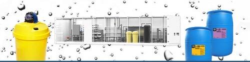 Metal Finishing Boiler Feed Water