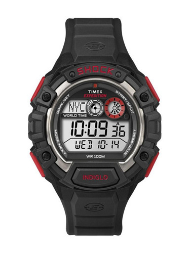 Mens Expedition Global Shock Alarm Chronograph Watch
