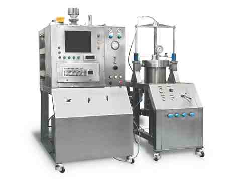 Industrial Preparative HPLC System