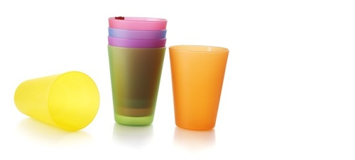 Plastic Drinking Glasses