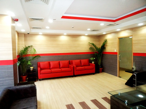 Reception Interior Decoration Services