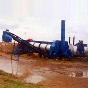 Automatic Asphalt Drum Mix Plant in   Dediyasan