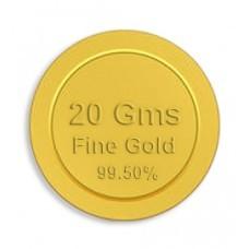 20 Gram Fine Gold Coin