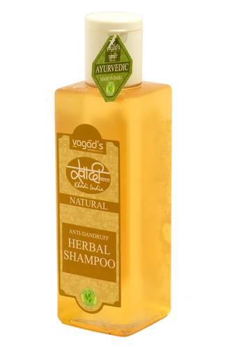 Pure Herbal Anti Dandruff Hair Shampoo