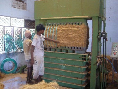 Hydraulic Baling Machine For Coir Fiber in  Pollachi Road