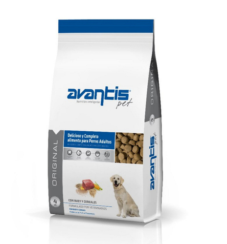 Avantis Original Dog Food