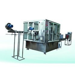 Mineral Water Bottle Filling Machinery