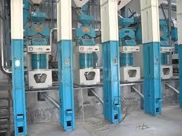 Modern Rice Mill Plant