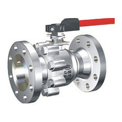 Industrial Two Piece Ball Valve