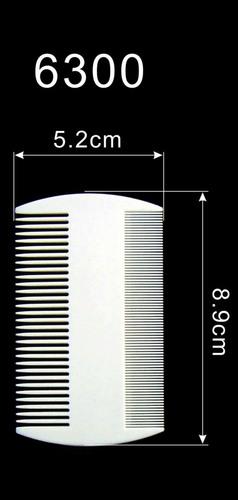 Plastic Lice Hair Comb