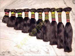 Remy Single Drawn Human Hair in   Murshidabad