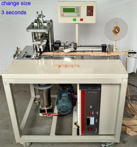 Automatic Hook and Eye Tape Cutting Machine