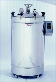 Industrial Vertical Autoclaves in  Vasai (E)