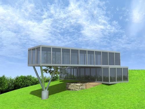 Ms Container House in  Sultanpur