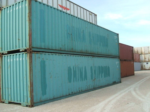 Used Cargo Container