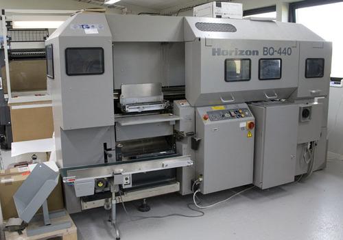 Binding Machines, Horizon - Bq 440