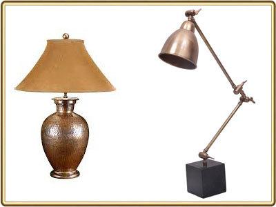 Handicraft Table Lamp