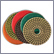 Diamond Polishing Pads And Sponge Wheel
