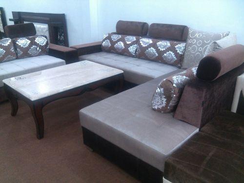 Stylish L Shaped Sofa Set