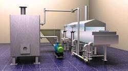 Multi Product Continuous Frying System in  Ctm