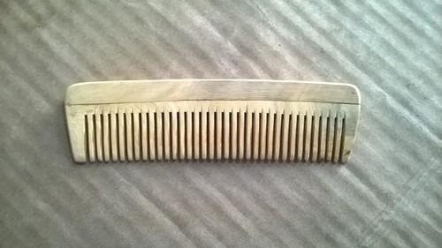 Wood Pocket Comb