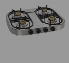 4-Burner-Marble-Auto Ignition