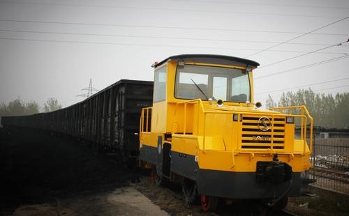 Roadrail Shunter (Track 2000 Tons Wagon)
