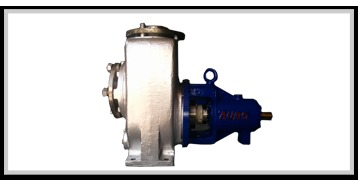 Non-Clog Self Priming Pumps