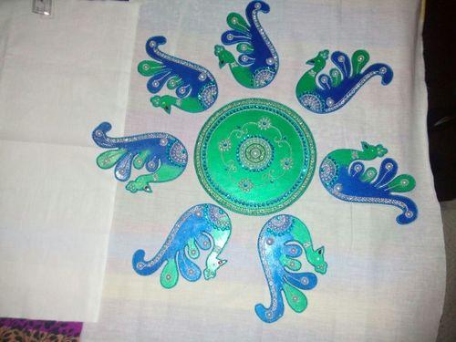 Hand Made Rangoli