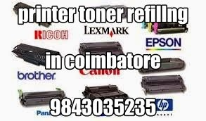 Printer Cartridge Refilling Services