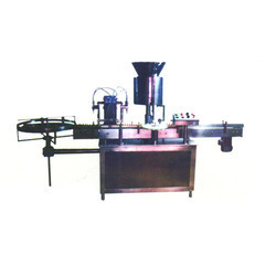 Automatic Four Head Vial Filling Machine
