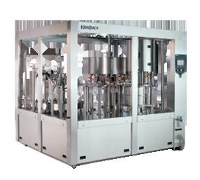Rinsing Filling Capping Machine (30 BPM) in  Gota