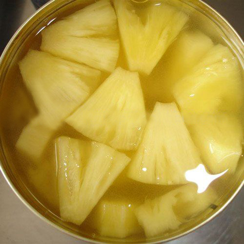 Canned Pineapple (Chunked)