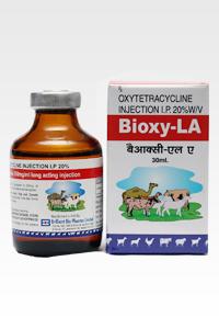 BIOXY - LA Oxytetracycline Injection