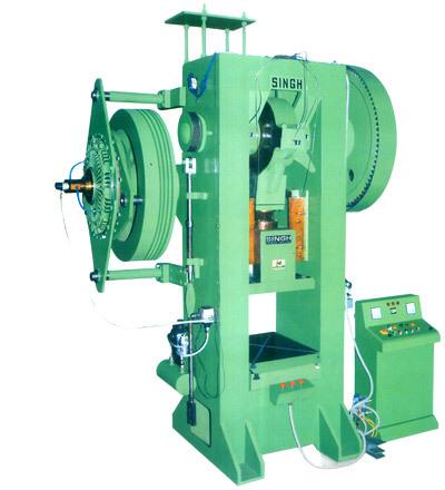 Pneumatic Power Press Machine in   Opp. Saini Restaurant