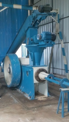 Bio Coal Manufacturing Machine