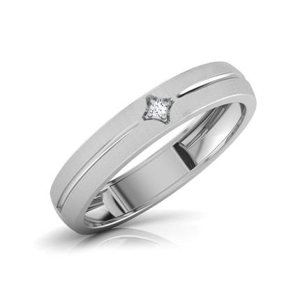 Keith Platinum Ring