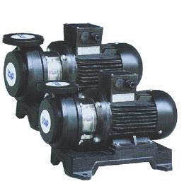 Fluorine Plastic Single-Stage Centrifugal Pump