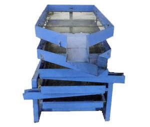 Cashew Kernels Pieces Sizing Machine