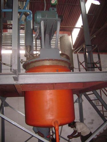 Reactor Vessels in   Parnasree