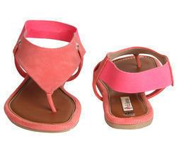 Designer Ladies Flat Sandals