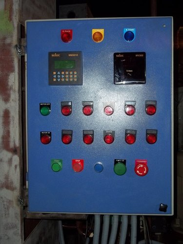 Lather Brake Shoe Making Machine Panels