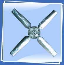 Aluminium fan for Cooling Tower