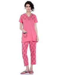 Designer Women Night Suit