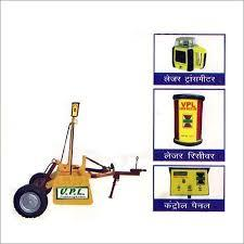 Robust Construction Laser Land Leveler