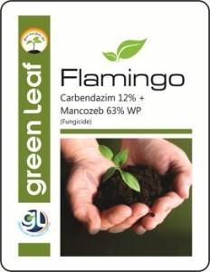 Carbendazim 12% + Mancozeb 63% Wp Fungicide